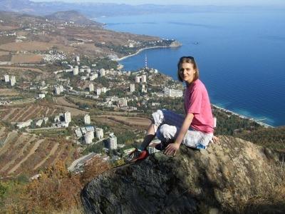 однодневный поход по Крыму