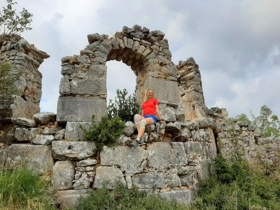 туристический поход по Турции