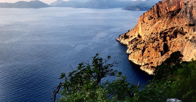 бухты Турции